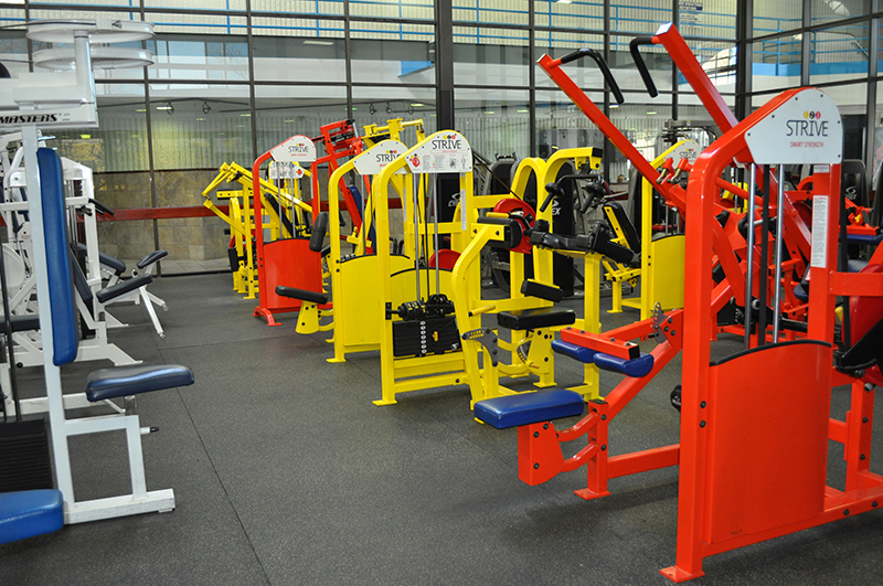 Prestige Fitness Aurora Gym