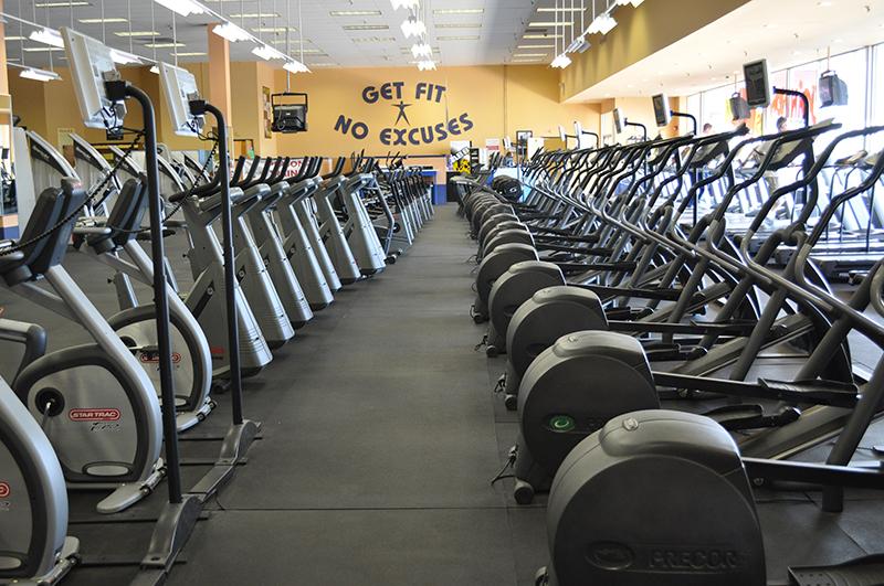 Prestige Fitness Lakewood Gym
