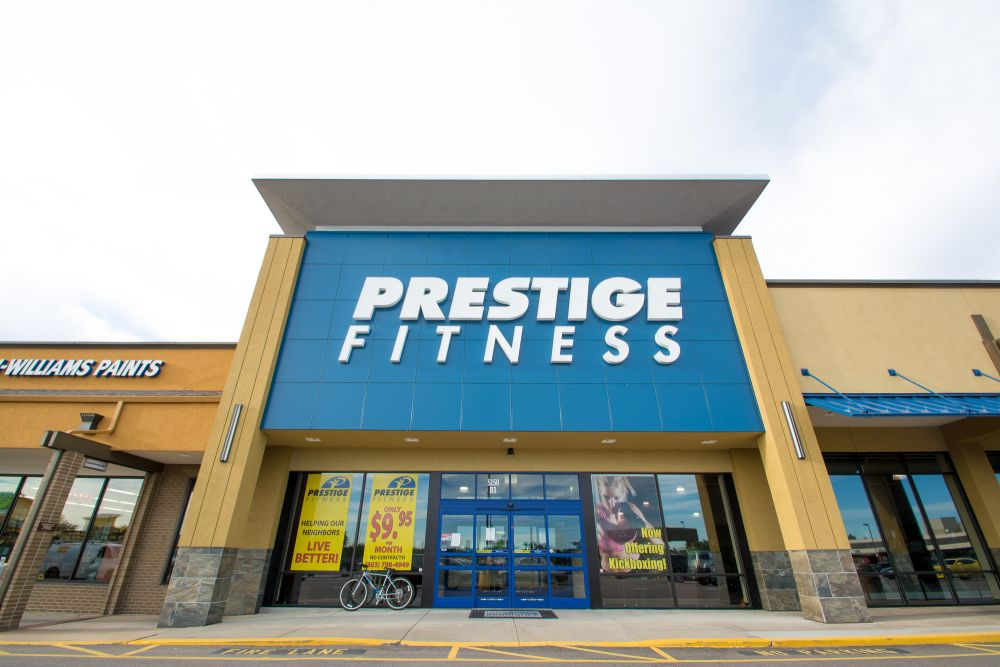 Prestige Fitness Centennial offers the best fitness equipment in Colorado.