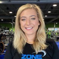 Trainer Megan Allen